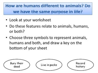 Meaning of Life KS3 RE WHOLE UNIT