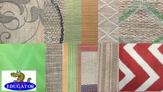 Woven Fabric Photo Backgrounds