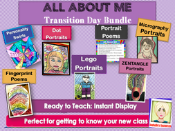 ULTIMATE NEW CLASS AND TRANSITION DAY BUNDLE 2019/20