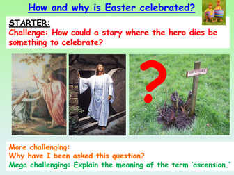 Easter: Christianity