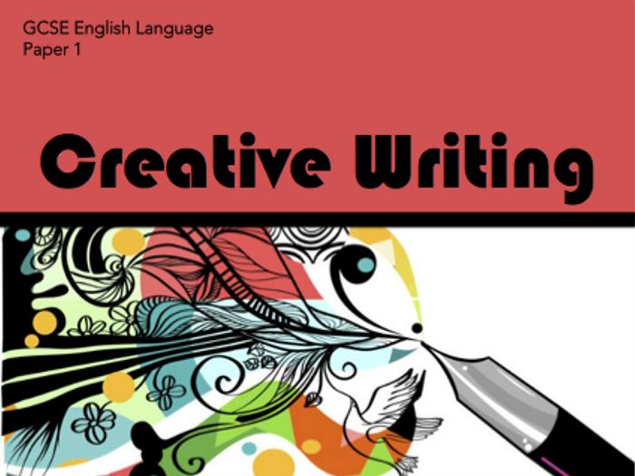 english gcse creative writing community
