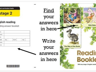 PowerPoint to introduce the 2017 KS2 SATs Reading Test (with Emojis!)