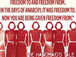 Notes on Setting in The Handmaid's Tale and Frankenstein