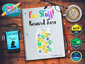 Reward Jars-Behaviour Management