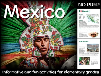 Mexico (country study for elementary grades)