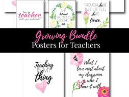 Posters, Teacher Art, Wall Art, Classroom Decor