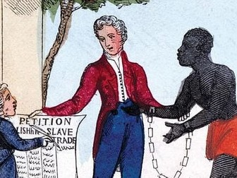 The slave trade and the American Colonies new History GCSE - migration, empire and people