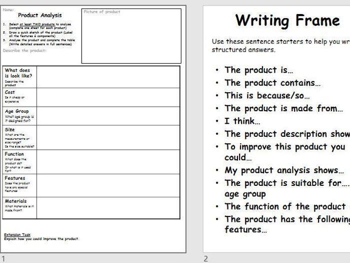 pro forma worksheet