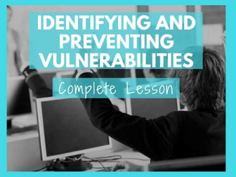 Identifying and preventing network vulnerabilities