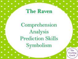 The Raven - Edgar Allan Poe - 4 Detailed Lessons