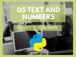 Python Strings and Numbers