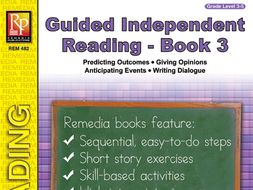 Guided Independent Reading - Book 3