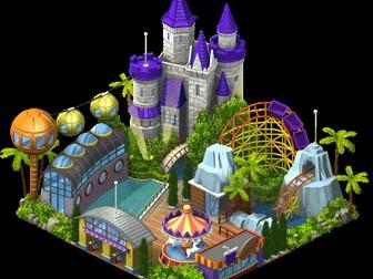 Constructing Simple Formulae & Equations - Theme Park Laminate - Increasing Challenge