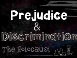 Year 11 Core RE Introduction to the Holocaust