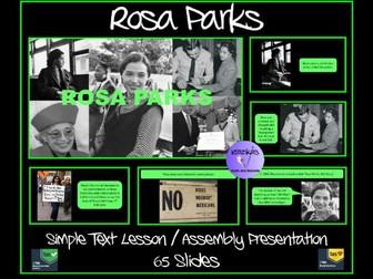 Rosa Parks Presentation