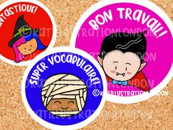French-Motivational-Halloween-Stickers-.zip