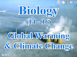 3.4.3 Environment - Global Warming & Climate Change