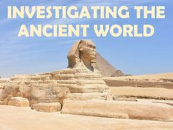 Investigating the Ancient World