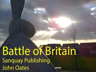 'Battle Of Britain' Song (MP3 & Score) John Oates