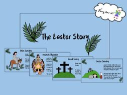 The Easter Story Powerpoint Show