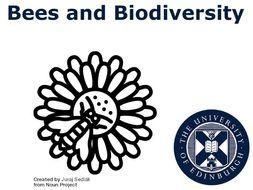 Bees and Biodiversity (Multidisciplinary Learning)