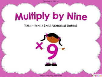 Multiply by Nine