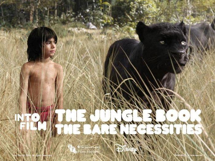 Bare Necessities Jungle Book 2016