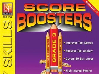Score Boosters (Grade 3)