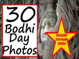 Bodhi Day using PowerPoint + 31 Teaching Ideas For Ways To Use This Teaching Resource