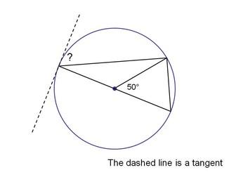 Circle theorems lesson 5
