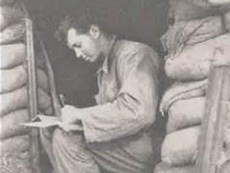 War Poetry: The Glory of Women