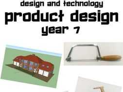 Year 7 Design and Technology unit of work