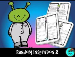 Creative Thinking - Random  Inspiration 2