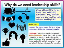 Careers - Leadership Skills