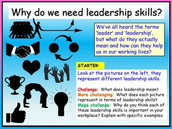 Careers - Leadership Skills