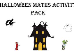 Halloween Maths