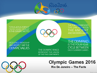 Olympic Games 2016 - An Assembly