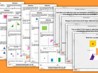 Year 6 Reflections Autumn Block 4 Step 4 Lesson Pack