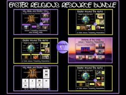 Easter and Holy Week Bundle