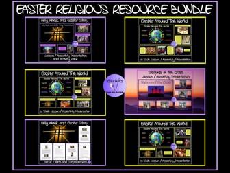 Easter and Holy Week Bundle