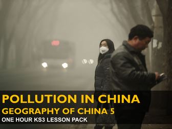 Pollution in China - Geography of China 5