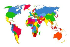 Grammar Rule - Prepositions for Countries and Towns