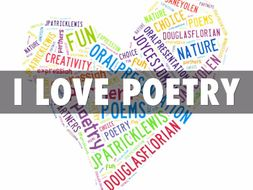 Poetry checklist