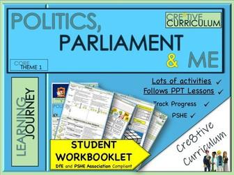 Politics Work Booklet - Citizenship