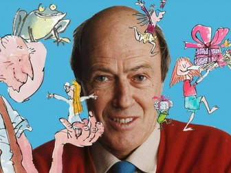 Roald Dahl Biography comprehension