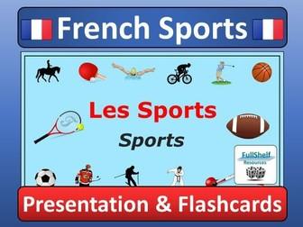 French Sports (Les Sports) Presentation