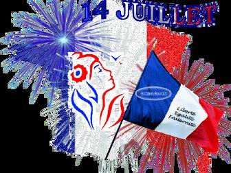 14 Juillet/ Bastille Day KS3 lesson