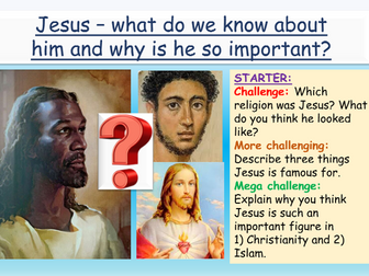 Jesus - who was He?
