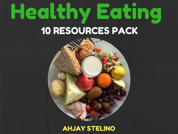 The Healthy Eating Song, Powerpoint and Resource Pack