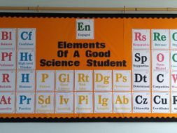 Elements of a Good Student